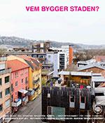 Miniatyrbild av framsida på pdf, Vem bygger staden?